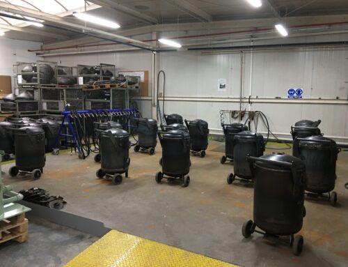 Chemical Pressure Tanks