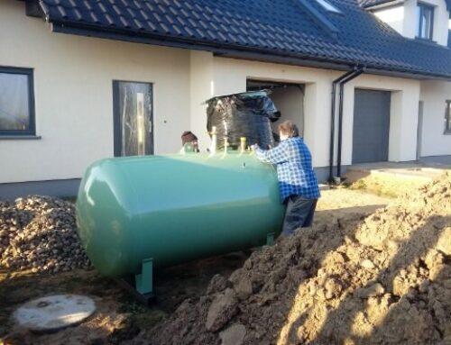 LPG Installation